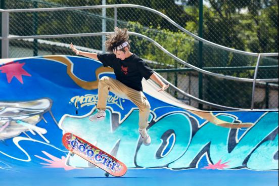 从街头走向奥运,滑板为什么能成为孩子的运动新宠?